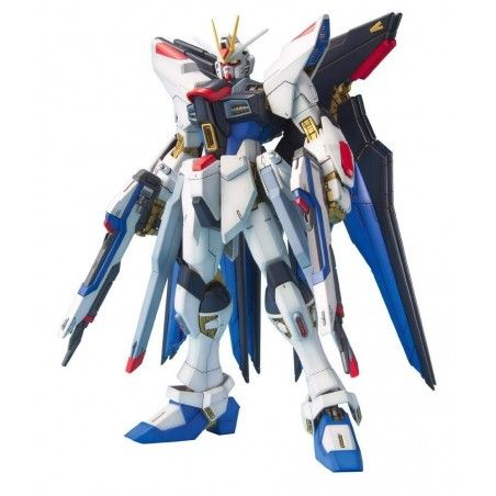 MASTER GRADE MG GUNDAM STRIKE FREEDOM 1/100 MODEL KIT
