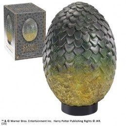 GAME OF THRONES - RHAEGAL DRAGON EGG 20 CM REPLICA NOBLE COLLECTIONS