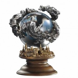 HARRY POTTER - DEMENTORS CRYSTAL BALL SFERA CRISTALLO