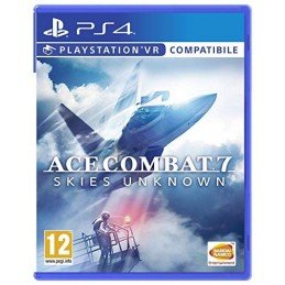 ACE COMBAT 7 SKIES UNKNOWN PLAYSTATION 4 PS4 NUOVO ITALIANO