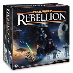 STAR WARS REBELLION BOARDGAME GIOCO DA TAVOLO