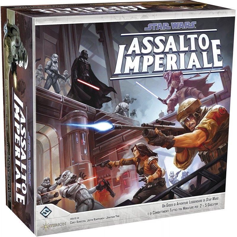 STAR WARS ASSALTO IMPERIALE BOARDGAME GIOCO DA TAVOLO