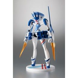 BANDAI DARLING IN THE FRANXX DELPHINIUM THE ROBOT SPIRITS ACTION FIGURE