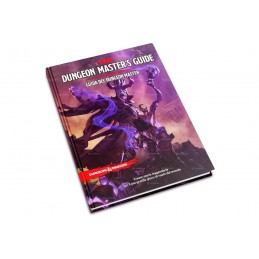 DUNGEONS AND DRAGONS 5 EDIZIONE MANUALE DEL MASTER ITALIANO