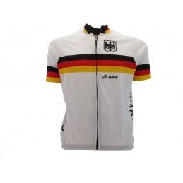 MAGLIA DIVISA CICLISMO GERMANIA NAZIONALE GERMANY TEAM CYCLING ALKA