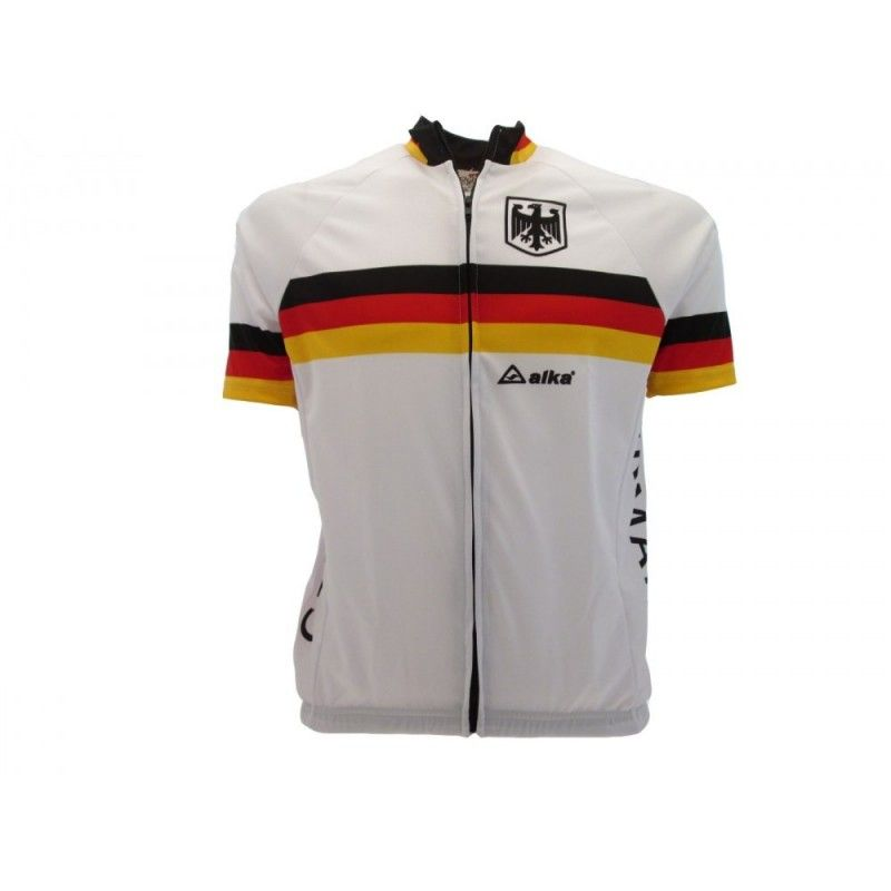 MAGLIA DIVISA CICLISMO GERMANIA NAZIONALE GERMANY TEAM CYCLING