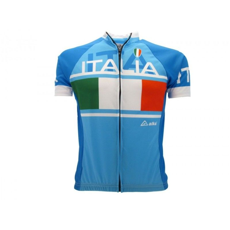 MAGLIA DIVISA CICLISMO ITALIA NAZIONALE ITALY TEAM CYCLING