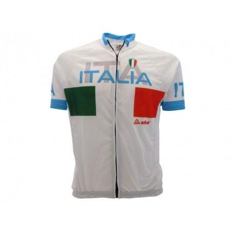 MAGLIA DIVISA CICLISMO ITALIA NAZIONALE ITALY TEAM CYCLING 2