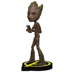 NECA AVENGERS INFINITY WAR - GROOT BOBBLE HEAD KNOCKER FIGURE