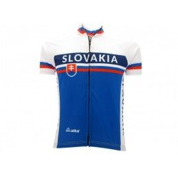 MAGLIA DIVISA CICLISMO SLOVACCHIA NAZIONALE SLOVAKIA TEAM CYCLING