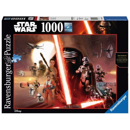RAVENSBURGER 1000PZ STAR WARS