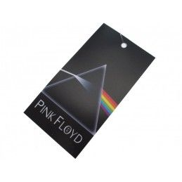 MAGLIA T SHIRT PINK FLOYD DARK SIDE OF THE MOON NERA