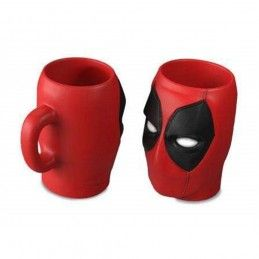 MARVEL DEADPOOL HEAD MUG TAZZA SAGOMATA