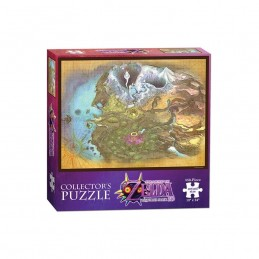 PUZZLE LEGEND OF ZELDA MAJORA'S MAP 550 PIECES PEZZI