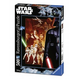 RAVENSBURGER 1000PZ STAR WARS IMPERO