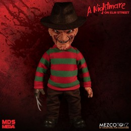 A NIGHTMARE ON ELM STREET FREDDY KRUEGER MEGA SCALE TALKING FIGURE 35CM