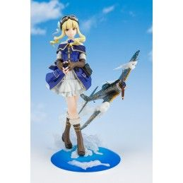 BANDAI THE KOTOBUKI SQUADRON IN THE WILDERNESS - EMMA FIGUARTS ZERO FIGURE