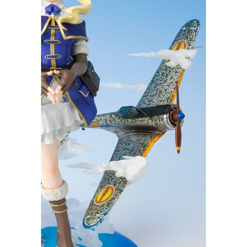 THE KOTOBUKI SQUADRON IN THE WILDERNESS - EMMA FIGUARTS ZERO FIGURE BANDAI