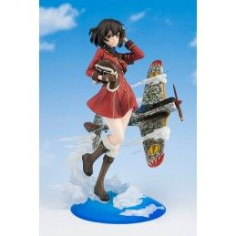 BANDAI THE KOTOBUKI SQUADRON IN THE WILDERNESS - KIRIE FIGUARTS ZERO FIGURE