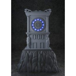 SAINT CLOTH MYTH FIRE CLOCK IN SANCTUARY BANDAI