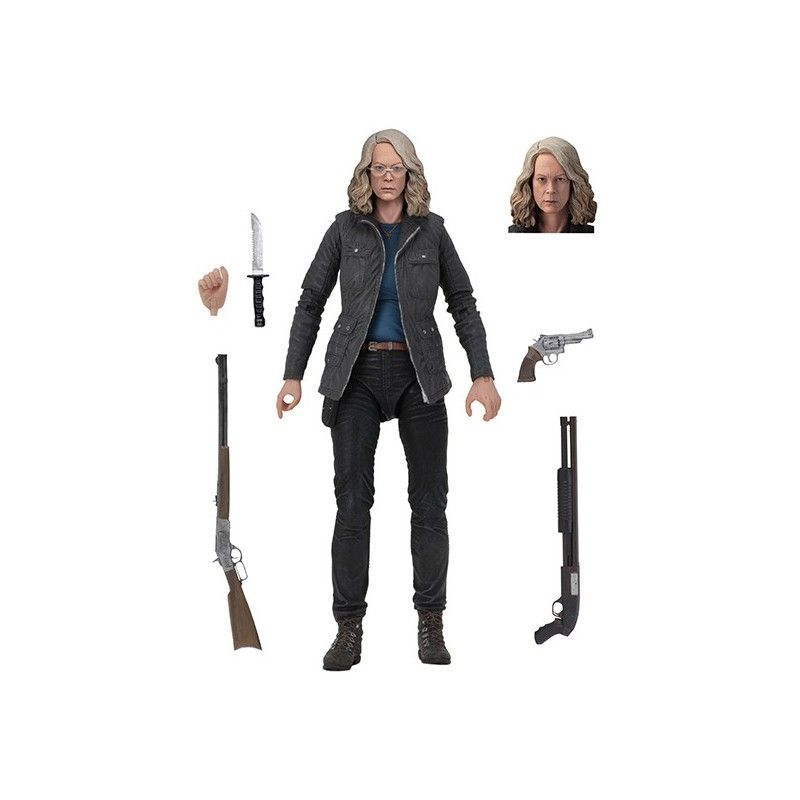 HALLOWEEN 2018 ULTIMATE LAURIE STRODE ACTION FIGURE NECA