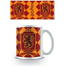 HARRY POTTER GRYFFINDOR MUG GRIFONDORO TAZZA IN CERAMICA