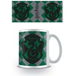 HARRY POTTER SLYTHERIN MUG SERPEVERDE TAZZA IN CERAMICA