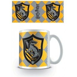 HARRY POTTER HUFFLEPUFF MUG TASSOROSSO TAZZA IN CERAMICA