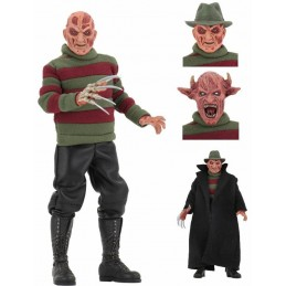 NECA A NIGHTMARE ON ELM STREET - FREDDY KRUEGER CLOTHED ACTION FIGURE