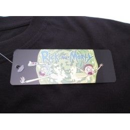 MAGLIA T SHIRT RICK AND MORTY THE ADVENTURES OF PRICKLE RICK