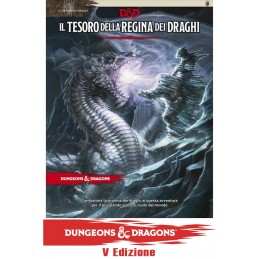 DUNGEONS AND DRAGONS 5 EDIZIONE IL TESORO DELLA REGINA DEI DRAGHI