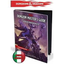 ASTERION DUNGEONS AND DRAGONS 5 EDIZIONE MANUALE DEL MASTER ITALIANO