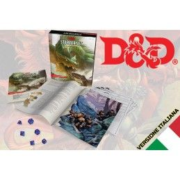 DUNGEONS AND DRAGONS 5 EDIZIONE STARTER SET ITALIANO ASTERION