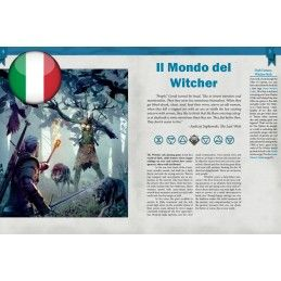 THE WITCHER - IL GIOCO DI RUOLO DA TAVOLO