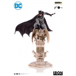 IRON STUDIOS BATMAN BY EDDY BARROWS ART SCALE 1/10 DELUXE STATUE 30 CM FIGURE