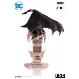 IRON STUDIOS BATMAN BY EDDY BARROWS ART SCALE 1/10 DELUXE STATUE 30 CM FIGURE
