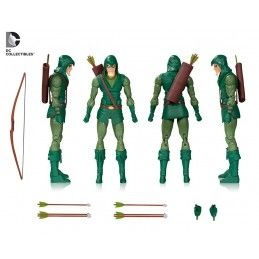DC COMICS ICONS GREEN ARROW (FRECCIA VERDE) ACTION FIGURE