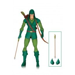 DC COMICS ICONS GREEN ARROW (FRECCIA VERDE) ACTION FIGURE DC COLLECTIBLES