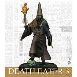 HARRY POTTER MINIATURE ADVENTURE GAME - BARTY CROUCH JR AND DEATH EATERS