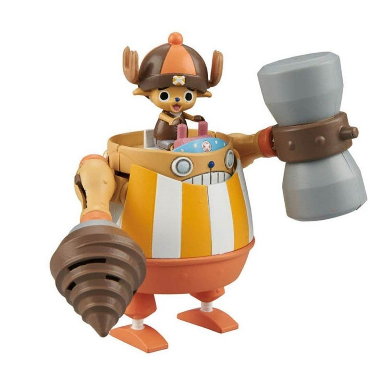 ONE PIECE CHOPPER ROBO  S 4 KUNG FU MODEL KIT ACTION FIGURE