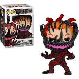 FUNKO POP! VENOM - CARNAGE BOBBLE HEAD KNOCKER