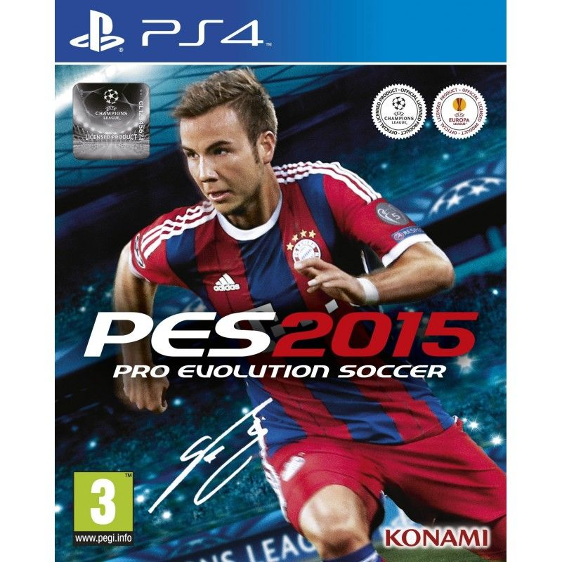 PRO EVOLUTION SOCCER PES 2015 PS4 USATO ITALIANO