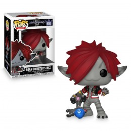 FUNKO POP! KINGDOM HEARTS III - SORA MONSTER'S INC. BOBBLE HEAD KNOCKER FIGURE