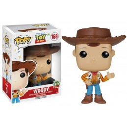 FUNKO POP! TOY STORY - WOODY BBLE HEAD KNOCKER FIGURE