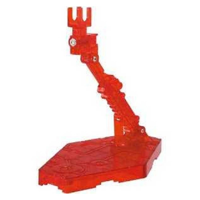 GUNDAM MODEL KIT ACTION BASE SPARKLE RED PER MASTER E HIGH GRADE