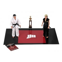 KARATE KID TOURNAMENT 2 PACK 1984 ACTION FIGURE
