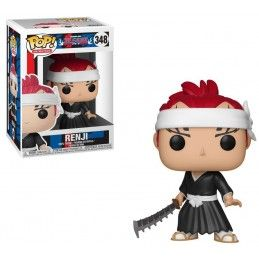 FUNKO POP BLEACH - RENJI BOBBLE HEAD KNOCKER FUNKO