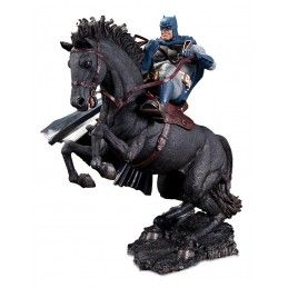 DC COLLECTIBLES BATMAN THE DARK KNIGHT RETURNS CALL TO ARMS MINI BATTLE STATUE RESIN 20CM FIGURE DIORAMA