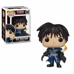 FUNKO POP! FULLMETAL ALCHEMIST - ROY MUSTANG BOBBLE HEAD KNOCKER