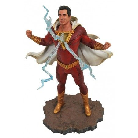 DC GALLERY SHAZAM MOVIE 23CM FIGURE STATUE